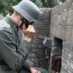 Volksgrenadiere Veldtelefoon