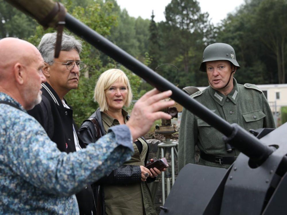 Volksgrenadiere Flak 38